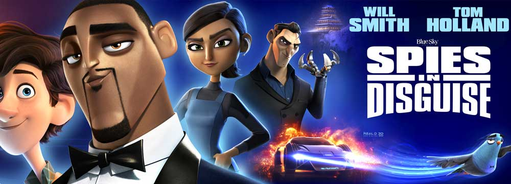 Spies in Disguise - Available Now