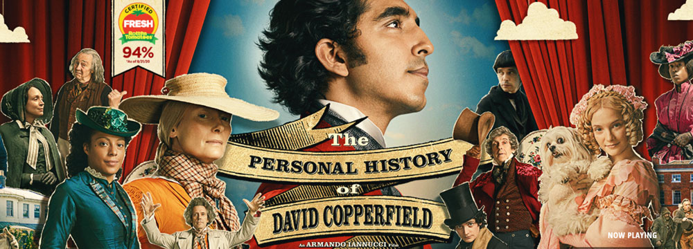 The Personal History of David Copperfield - Coming Soon